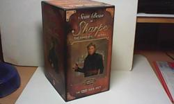SUPERB 14DVD BOXED SET OF THE ENTIRE SERIES OF 'SHARPE'
