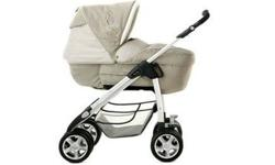 prama carrycot that can double up as a Moses basket and