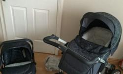 Silver cross travel system Great condition! Smoke & pet