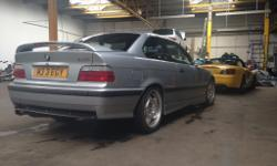Simmons BMW Livingston - currently breaking various BMW