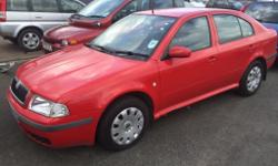 skoda octavia mot expired hence spares or repairs