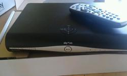 SKY HD BOX !!! 250 GB !!! REMOTE !!! No CABLE !!! Info