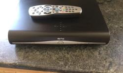 Sky+ hd box, works fine, comes with remote & power