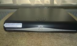 This is very good condition sky plus hd box with remote
