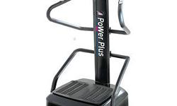 This Now Slim Power Plus Vibration plate. State of the