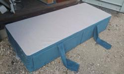 Small Single divan bed base 30 inch wide ideal for