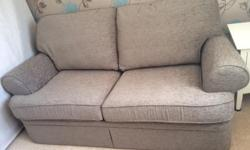 Marks & Spencer Sofa Bed - as new In spare room - never