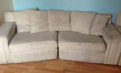 Four seater two seater and one seater couches for sale