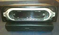 Sony Car Stereo CDX- L580X Face off Stereo with face