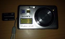 Sony Cybershot 12.1 megapixel digital camera in