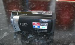 Sony Video Camera for sale. Small, light, great