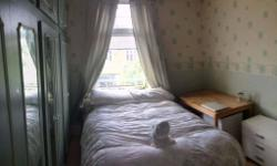 Spacious Double available from 10th of July 3 min away