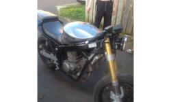 hyosung gt125r 07 plate spares or repair im not