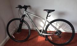 Specialized Crosstrail Only ever been used a handful of