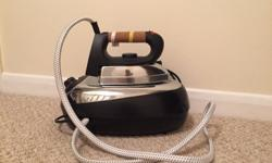 Steam generator iron for sale as see on ideal world and
