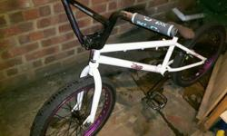 For sale stolen bmx (stolen is the brand) with