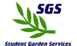 SGS (Student Garden Services) Help Us To Help You We