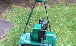 Suffolk Punch 43 s lawn mower. Engine runs very nice. £