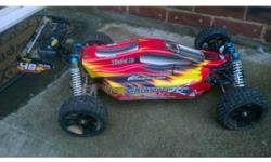 1/5TH SCALE BRUSHLESS CAR SUPER FAST NOT A KIDS TOY