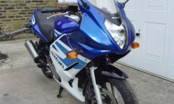 GS500F 2006 ONLY 6800 miles ,1 PREVIOUS OWNER , mot