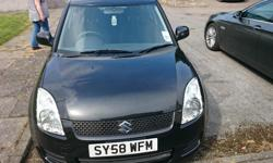 Hi Guys Im selling Suzi Black Suzuki Swift 1.3 5 Door 1
