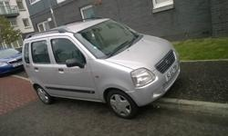 Suzuki Wagon R, FSH, 53K AUTO, Very Good runner. Very