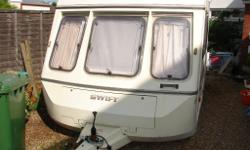 Cheap caravan for quick sale, I estimate 20-25 years