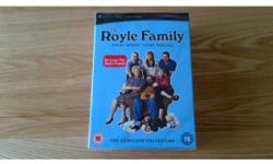 'The Royal Family' The complete collection DVD boxed