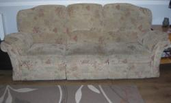 Three seater manual reclining sofas x 2 from DFS.