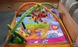 Tiny Love - baby development gymini play mat Very good