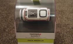 Brand New Box Contains: TomTom Bandit Camera