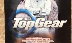 Top Gear book and DVD Collection or postage available