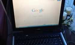 Toshiba laptok Windows xp home edition. In excellent