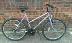 This townsend mountain bike is in good cycling