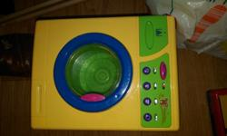 Hello We have for sale this lovely and used toy. In