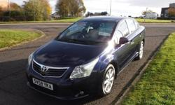 Toyota Reliability this Avensis Turbo Diesel Is Very