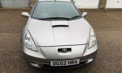 toyota celica vvtli 190 just over 90k on the clock wich
