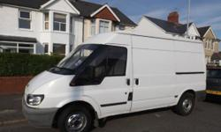 Ford Transit MWB High Top Van. Excellent condition for