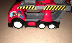 Kids ramp truck Truck. Posted by Vicky in Baby & Kids