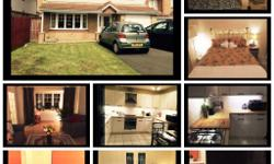 I have two double bedrooms available for rent in my
