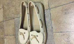 Genuine UGG loafers, never worn but no longer have the