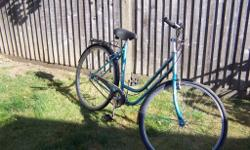 "The Bike Has 20"" frame that is in very good condition"