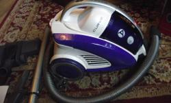 Used Hoover Curve Cylinder Vacuum Cleaner BOXED IN