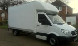 Planet Removals is a Van And Van Hire company based in