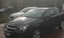 Black 1400cc sxi 56 plate Astra full year mot fair