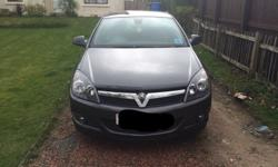 Vauxhall Astra VVT design automatic for sale I have