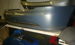 Vauxhall Astra Mk4 Coupe Rear Bumper In Light Grey