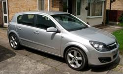 For Sale A Vauxhall Astra 1.9 CDTi SRi Excellent