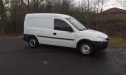 vauxhall combo 1700 cdti mot until oct 2015 tax sep