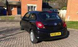 Vauxhall, CORSA LIFE is in in very good condition and